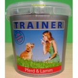 Trainer mit Pferd & Lamm (Eimer) 700g