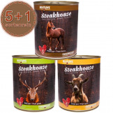 Steakhouse Sparpaket 800g