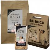 Bubeck Exzellent 91 Seelachs mit Kartoffel