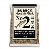 Bubeck Getreidefreier Snack Nr. 2 mit Fisch 210g