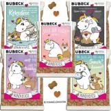 Bubeck Hundekekse vom Pummeleinhorn Büffel und Lachsöl 210g