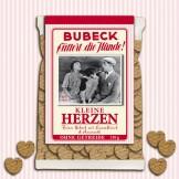 Bubeck Kleine Herzen mit Lammfleisch 210g