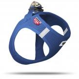 Curli Brustgeschirr Vest Air Mesh, blue