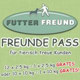 Futterfreund Trockenfutter Freunde-Pass