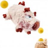 Hunter Hundespielzeug Galway, Schwein, 22cm
