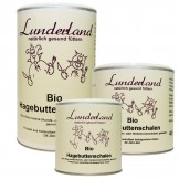 Lunderland Bio Hagebuttenschalenmehl