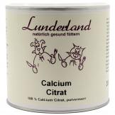 Lunderland Calcium Citrat 300g