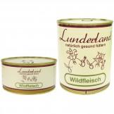 Lunderland Wildfleisch Dose