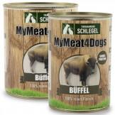 MyMeat4Dogs 100% Büffel