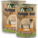 MyMeat4Dogs 100% Lamm