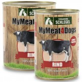 MyMeat4Dogs 100% Rind