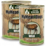 MyMeat4Dogs 100% Wild