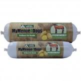 MyMenue4Dogs Pferdewurscht mit Kartoffeln