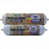 MyMenue4Dogs Putenwurscht mit Hirse und Karotten