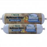 MyMenue4Dogs Seelachswurscht mit Pute, Kartoffel und Karotte