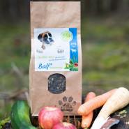 BALF Hundefutter Rind mit Obst, Gemüse und Hanf mit Öl 1 kg