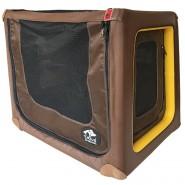 TAMI Backseat M - Auto und Home Hundebox, aufblasbar 4,5 kg