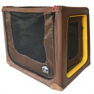 TAMI Backseat S - Auto und Home Hundebox, aufblasbar 4,7 kg