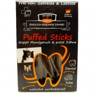 QCHEFS Puffed Sticks, 3er Pack (72g)