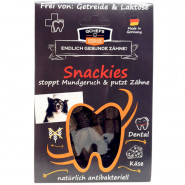 QCHEFS Snackies, 65g