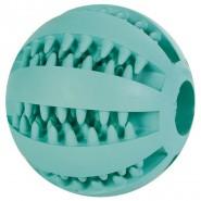 DENTAfun Baseball, Mintfresh, Naturgummi, 5 cm