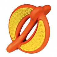 DENTAfun Ring mit Knochen, Naturgummi, ° 11 cm