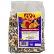 GEVO Eichhörnchenfutter 1kg