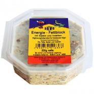GEVO Energie-Fettblock mit Saaten und Insekten 350g