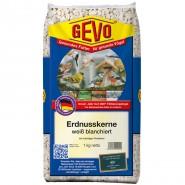 GEVO Erdnusskerne, weiß blanchiert 1 kg