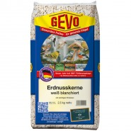 GEVO Erdnusskerne, weiß blanchiert 2,5 kg