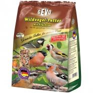 GEVO Wildvogelfutter mit Früchten 1 kg