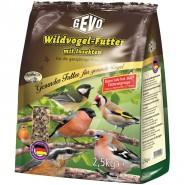 GEVO Wildvogelfutter mit Insekten 2,5 kg