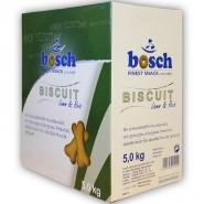 BOSCH Snack Biscuit Lamm & Reis 5 kg