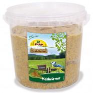 JR Farm Bark-Butter Mehlwürmer 2 kg
