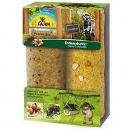 JR Farm Peanut Bar 2er-Pack Nüsse+Holunder 700g