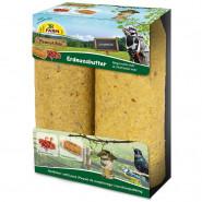JR Farm Peanut Bar 2er-Pack Regenwürmer+Mehlwürmer 700g