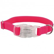 USB Easy Flash Halsband, neonpink