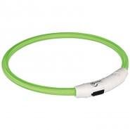 USB Flash Leuchtring, grün