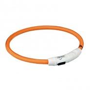USB Flash Leuchtring, orange