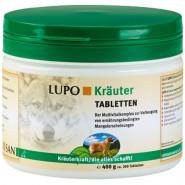 LUPO Kräuter Tabletten 400g (ca. 200 Tabletten)