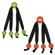 Ball mit Gurtbeinen/Igelbällen, Naturgummi, 24cm