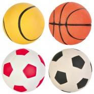 Ball, schwimmt, Moosgummi 9 cm