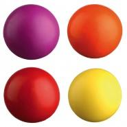 Ball, schwimmt, Naturgummi 7 cm