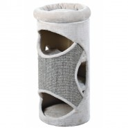 Cat Tower Gracia, 85cm, lichtgrau