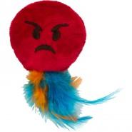Catmoji Angry mit MadNip, ca. 6cm