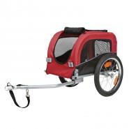 Fahrrad-Anhänger Gr. S (53x60x60/117cm) bis 10,5 kg