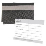 Halsbandtasche für Adresse 5,5 x 4 cm
