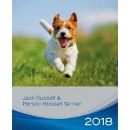 Kalender 2018 Jack Russell & Parson Russell Terrier
