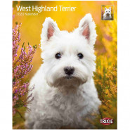 Kalender 2020 West Highland Terrier