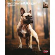 Kalender 2021 Französische Bulldoggen